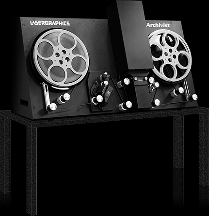 Archivist - Motion Picture Film Scanning System
